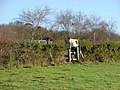 Stile at Ditchling Common, Nr Burgess Hill, West Sussex - geograph.org.uk - 23999.jpg