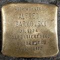 Stolperstein Alfred Barkowsky Badstraße 58 0059.JPG