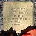 Stolperstein Badensche Str 21 (Wilmd) Hugo Jacob.jpg