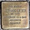 Stolperstein Breite Str 16 (Spand) Gerhard Lieber.jpg