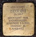 Stolperstein Eitelstr 27 (Rumbg) Isidor Kiwi.jpg