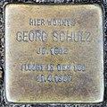 Stolperstein Leibnizstr 86 (Charl) Georg Schulz.jpg