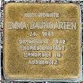 Stolperstein Verden - Emma Baumgarten (1881).jpg