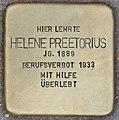 Stolperstein für Helene Preetorius (Heidelberg).jpg