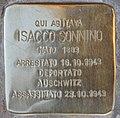 Stolperstein für Isacco Sonnino (Rom).jpg