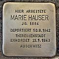 Stolperstein für Marie Hauser.JPG