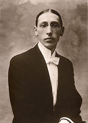 Igor Stravinsky - Igor Stravinsky, 1903