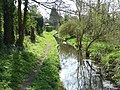 Stream, East Chisenbury - geograph.org.uk - 396884.jpg