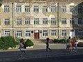 Street Scene with Weathered Facade - Stepanakert - Nagorno-Karabakh (18931933810).jpg