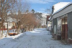 Street in Ariușd, CV, Ro.JPG