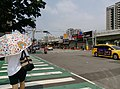 Streets in South District Taichung 01.jpg