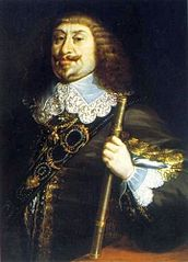 Portrait of Władysław IV of Poland.