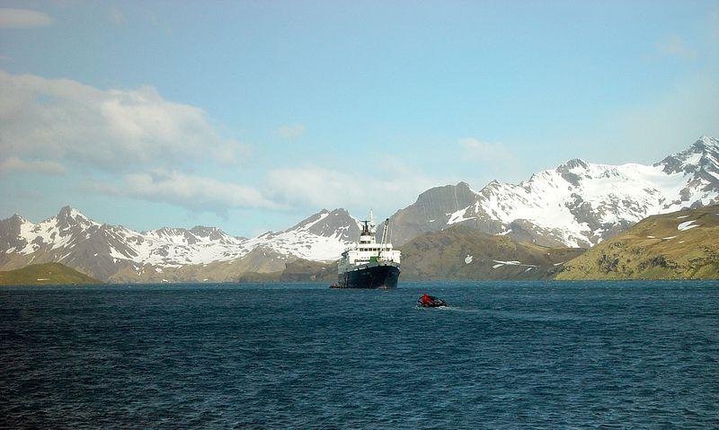La Guerra de las Malvinas/Falklands: Día a día 800px-Stromness_Bay%2C_South_Georgia