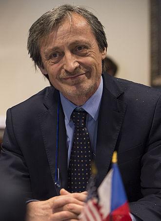 Martin Stropnický - Image: Stropnicky (cropped)