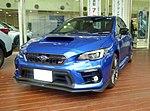 Subaru WRX S4 STI Sport EyeSight (DBA-VAG) front.jpg