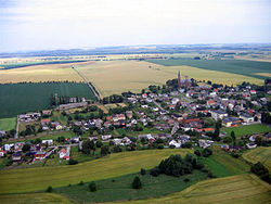Sudice (Opava District) Aerial View.jpg