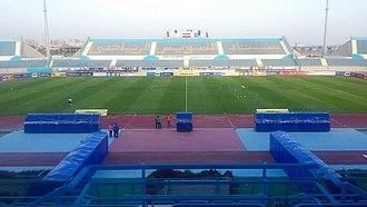 2019 Africa Cup of Nations - Image: Suez Stadium