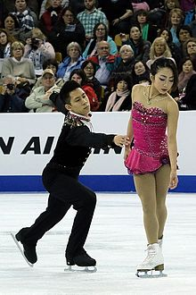 Sui Wenjing and Han Cong at Worlds 2016.jpg