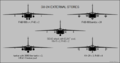Sukhoi Su-24 silhouettes illustrating external stores.png
