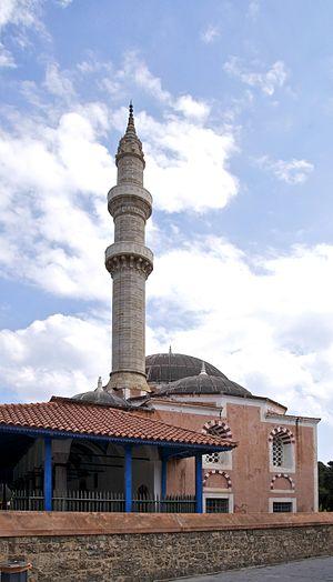 Suleymaniye Mosque (Rhodes) - Image: Suleiman mosque Rhodes