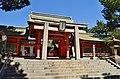 Sumiyoshi-taisha, Kaku-torii.jpg