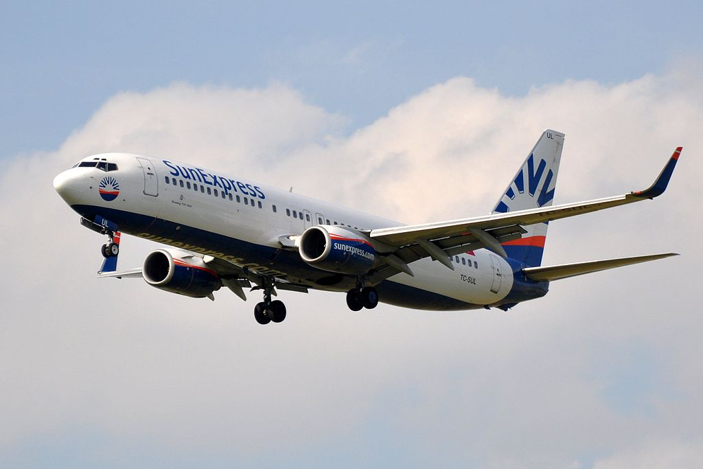 SunExpress, Rank 50, Airline Punctuality Report