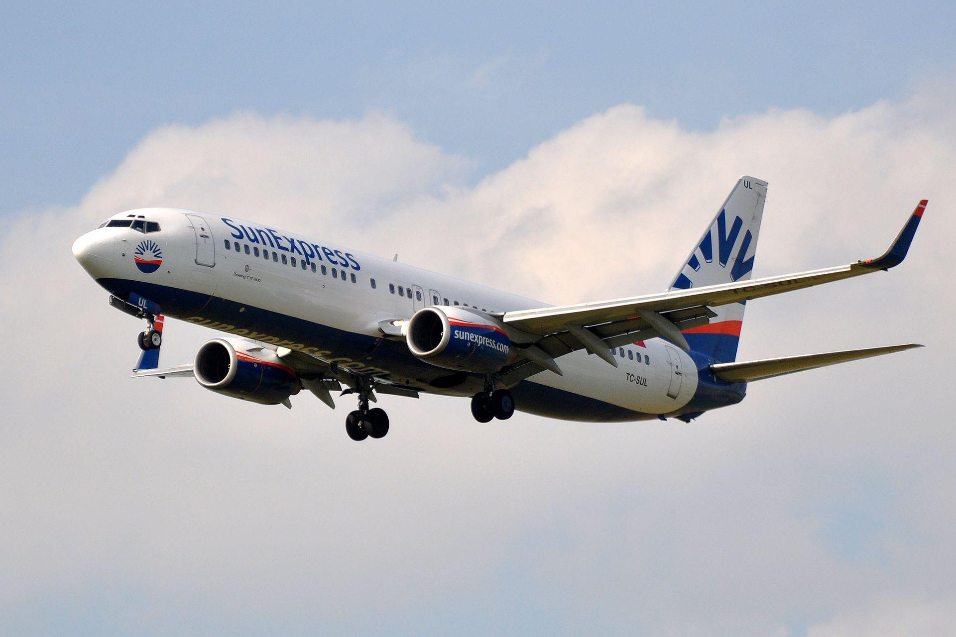 Sustainable Aviation — SunExpress
