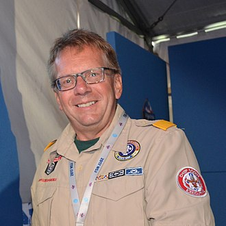 Michael B. Surbaugh - Michael Surbaugh, 13th Chief Scout Executive, Boy Scouts of America