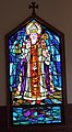 Surp Garabed Armenian Church, Hollywood - stained glass 2.JPG