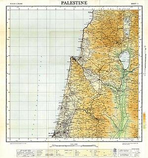 Survey of Palestine