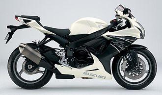 Suzuki GSX-R600 - Image: Suzuki GSXR 600 2012 5