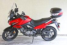 Suzuki V-Strom 650 - Wikipedia