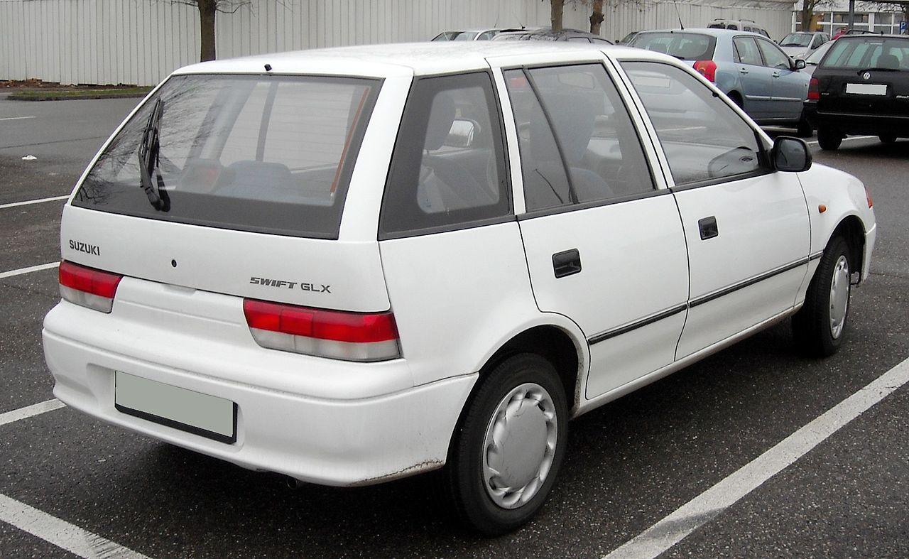 File:Suzuki Swift rear 20081216 jpg - Wikipedia