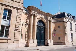 List of embassies in Paris - Wikimedia Commons
