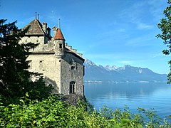 Switzerland 2019 - Château de Chillon - 02.jpg
