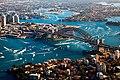 Sydney Harbor - dressed for celebration (4608562216).jpg