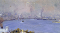Sydney Harbour from Milson's Point Tom Roberts 1897.png