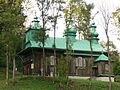 Szczawne. Cerkiew gr.-kat. p.w. Zaśnięcia Marii, obecnie prawosławna, 1889 rok. 03.JPG