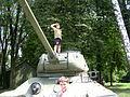 T-34-85M2 tank in Zamość 2.jpg