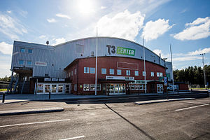 T3 Center - Image: T3 Center, Umeå