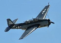TBM3 Avenger - Chino Airshow 2014 (14344070442).jpg