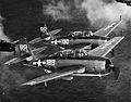 TBM Avengers of VT-88 in flight in August 1945.jpg