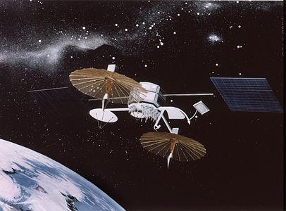 Tracking And Data Relay Satellite Wikipedia
