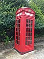 TELEPHONE KIOSK NORTH SIDE OF JUNCTION WITH DARTMOUTH PARK HILL 1378937.jpg