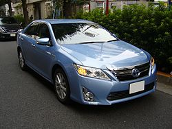 Baugleicher Toyota Camry (AVV50, japan. Version)