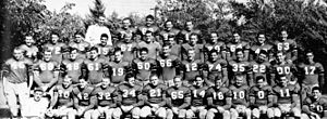 1944 Texas Tech Red Raiders football team - 1944 Texas Tech football team