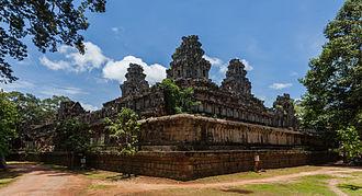 Ta Keo - Ta Keo Temple