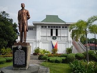 Felipe Agoncillo - Felipe Agoncillo Ancestral House (Taal, Batangas).