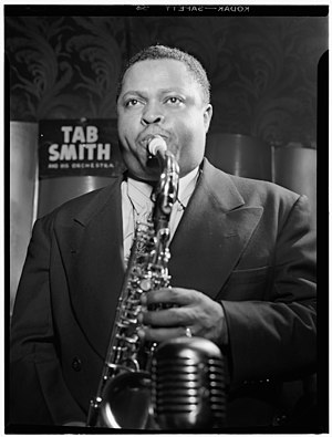 Tab Smith - Image: Tab Smith New York between 1946 and 1948