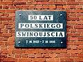 Tablica pamiątkowa 50 lat Polskiego Świnoujścia.jpg